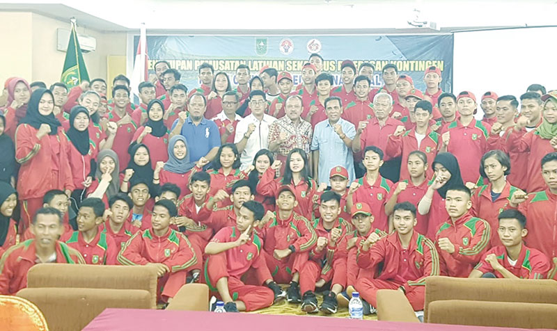 Atlet Tiga Cabor Sudah di Jakarta