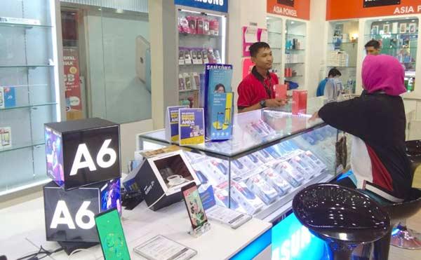 Pasca-Idulfitri,Penjualan Smartphone Naik 20 Persen