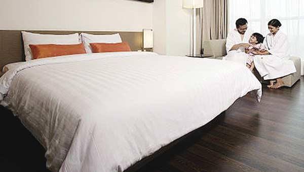 Hotel The Premiere Tawarkan  Menginap Sambil Berdonasi