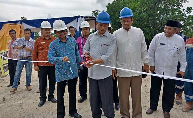SKK Migas dan KKKS Northern Yamano Technology Mulai Pengeboran