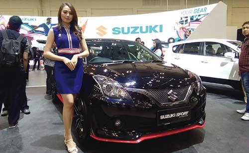 Suzuki Sport Diluncurkan di GIIAS 2018