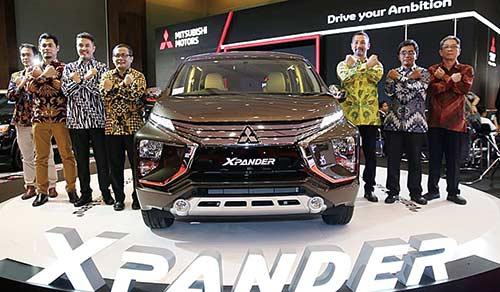 Mitsubishi Motors Hadirkan  Produk Unggulan ke GIIAS Medan
