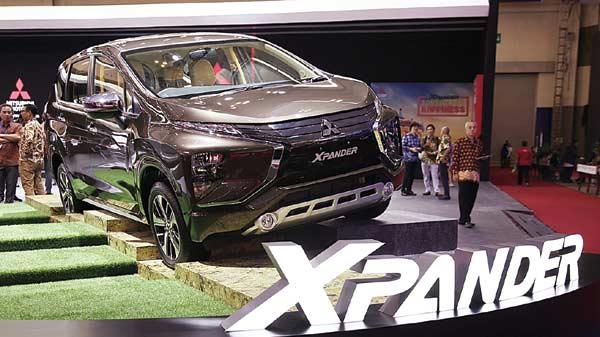 Mitsubishi Filipina Berharap Sukses dari Xpander Indonesia