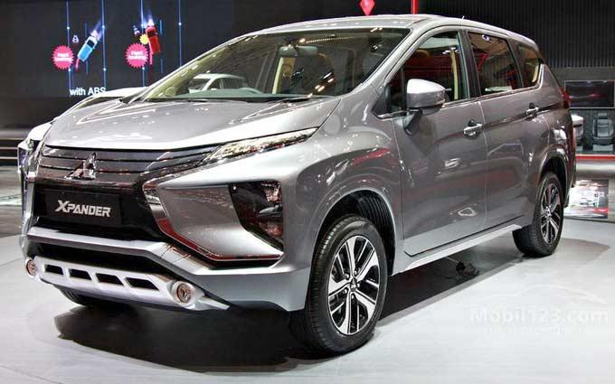 Mitsubishi Xpander Buktikan Kendaraan Small MPV