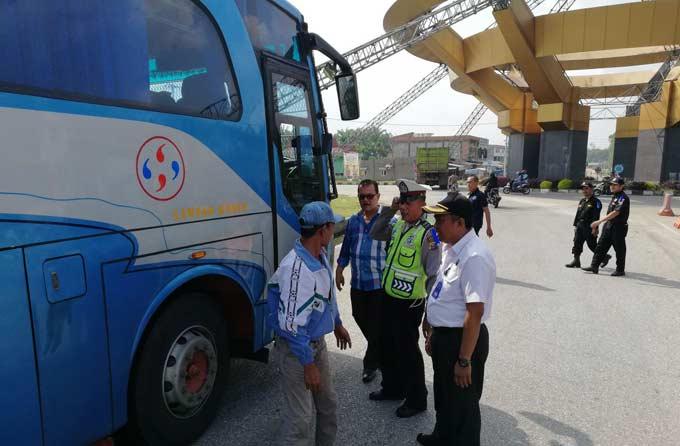 70 Personel Masih Disiagakan sampai 24 Juni