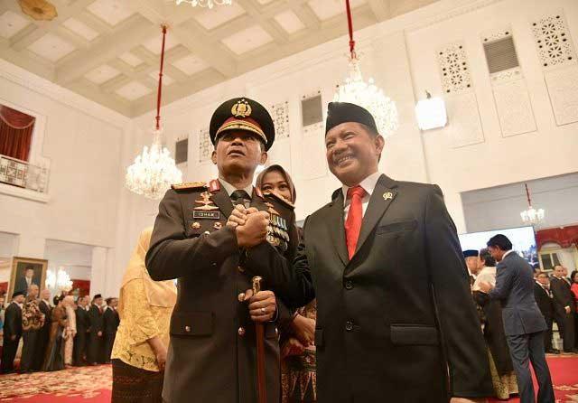 Tito Belum Bersikap soal Usulan Eks Koruptor Dilarang Maju Pilkada