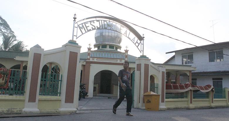 Masjid Al-Falah, Sejak 1924