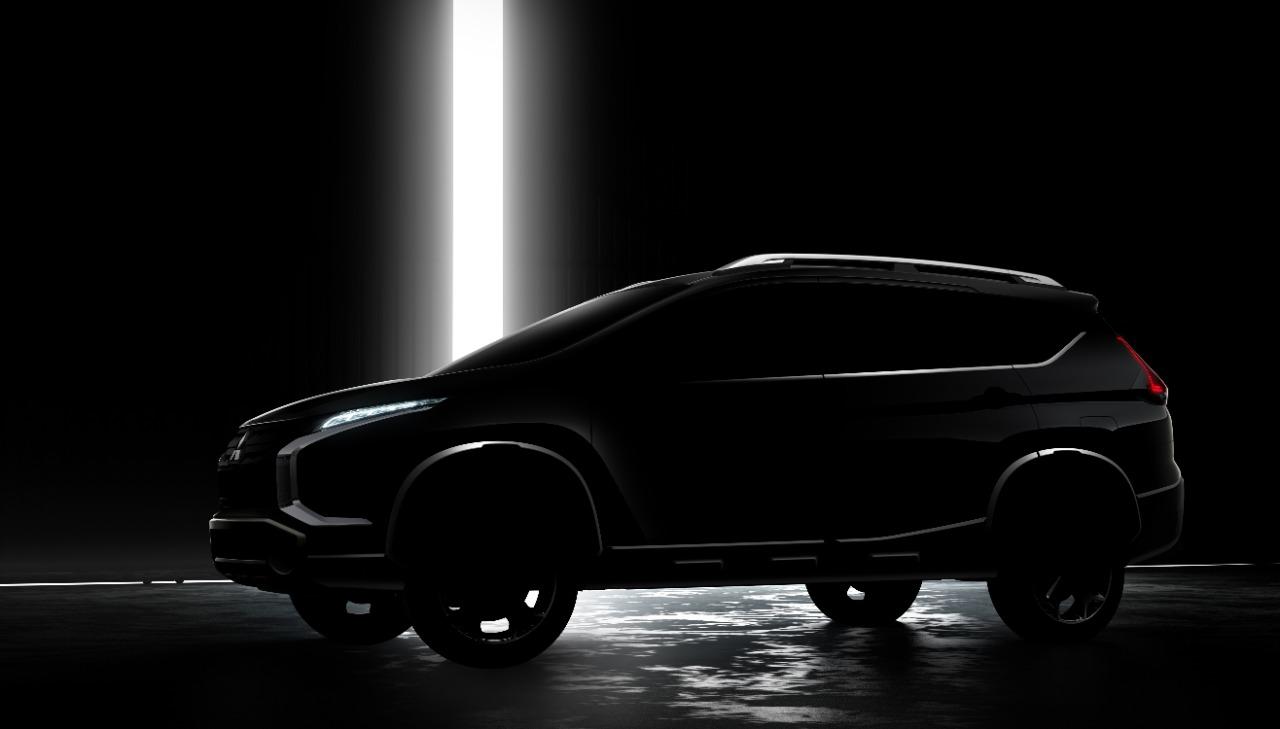 Mitsubishi Akan Ungkap Sosok New Crossover MPV