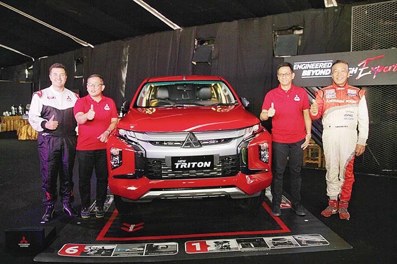 Riau Jadi Pasar Penting Mitsubishi New Triton