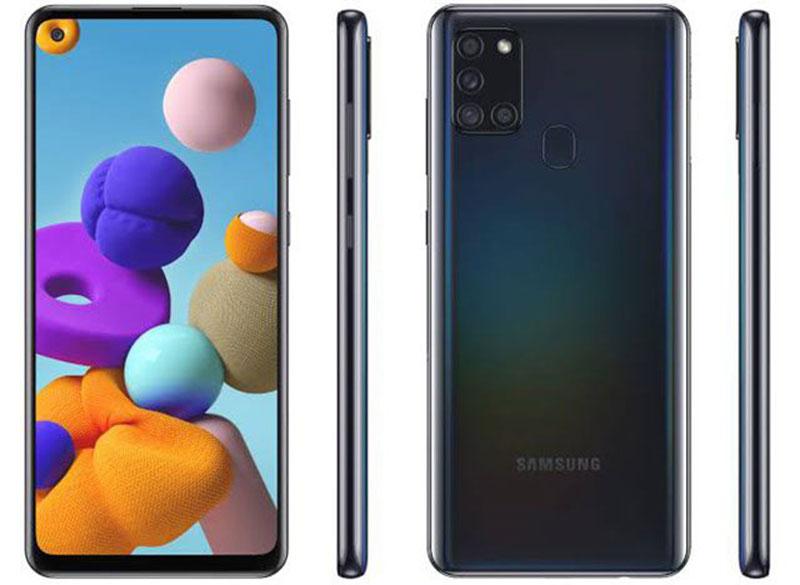 Galaxy A21s Dijual dengan Harga Rp2.699.000