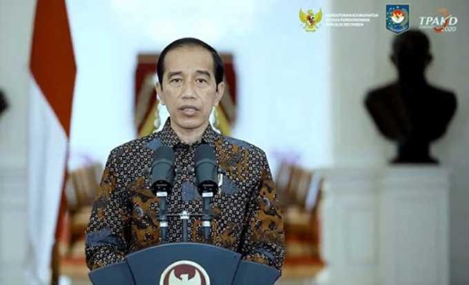 Lusa, Presiden Jokowi Kunker ke Riau
