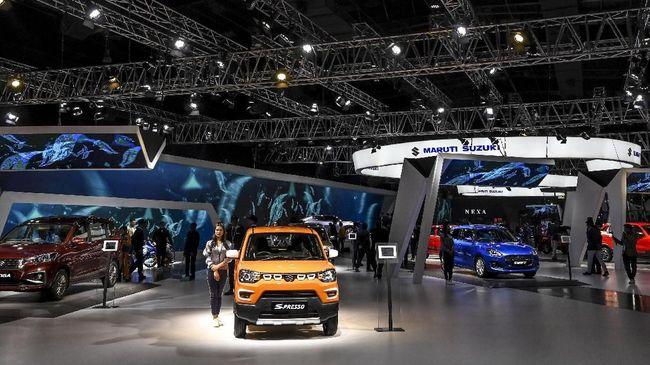 Auto Expo 2020 di India Sepi Dampak Virus Corona