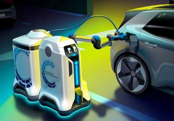 Keren, Siemens Buat Powerbank VersiCharge untuk Kendaraan Listrik