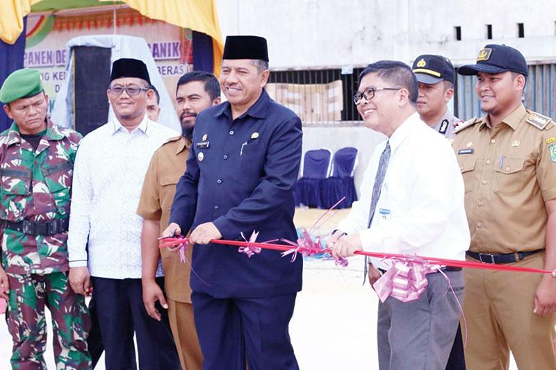 Dukung Perekonomian Petani Muara Kelantan