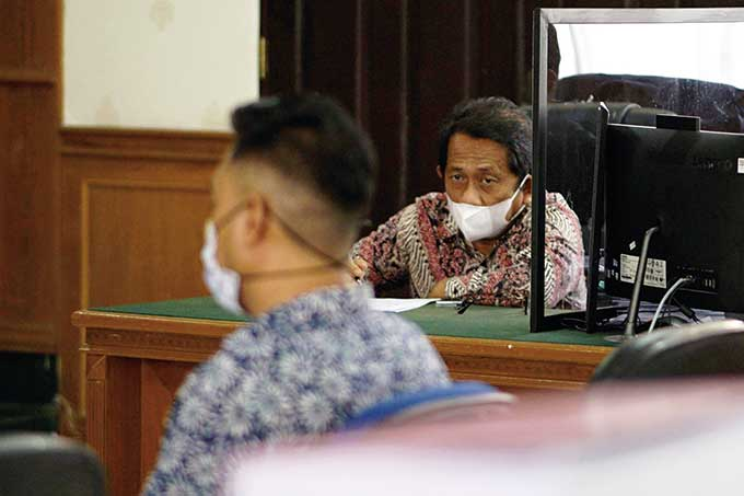 Saksi Sebut Pemotongan 10 Persen Disampaikan Yan Prana dalam Rapat