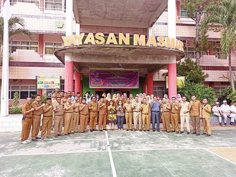 PT Buana Jaya Sejati MoU dengan SMK Multi Mekanik Masmur Pekanbaru