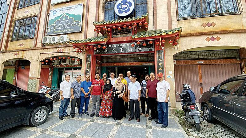 FPK Riau Terima Kunjungan FPK Aceh