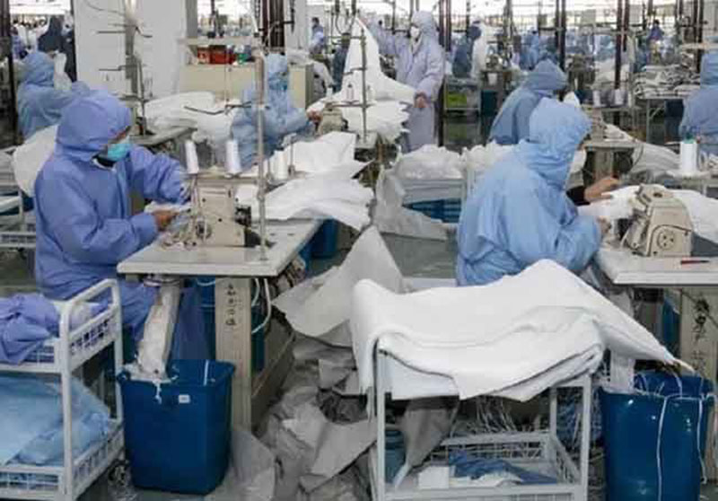 Pabrik Mobil di Cina Kini Produsksi Masker dan Handsanitizer