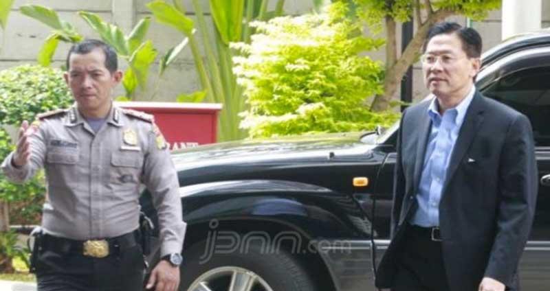 Bos Lippo James Riady Mangkir Panggilan KPK