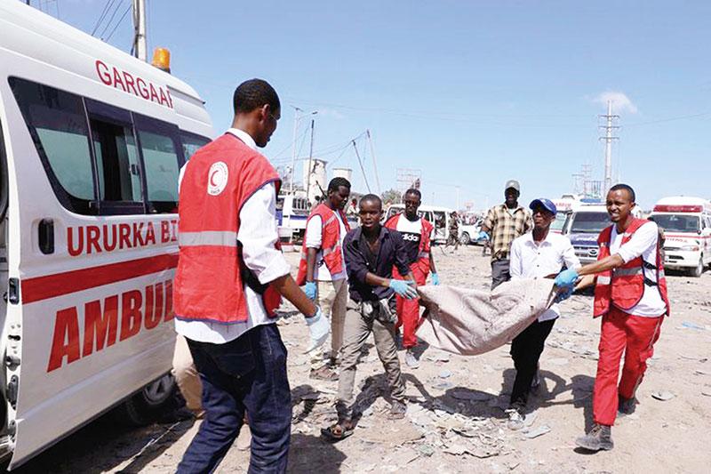 Bom Mobil Meledak 76 Orang Meninggal
