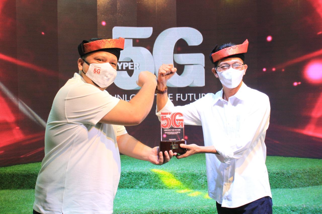 5G Telkomsel Kini Bisa Dinikmati di Batam