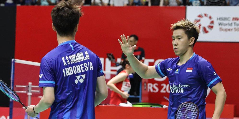 Jinakkan India, Putra Indonesia Tantang Malaysia di Final