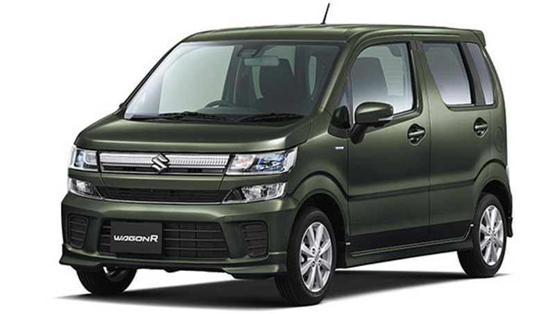 Suzuki Wagon R 2020 Bakal Meluncur dengan Mesin Baru
