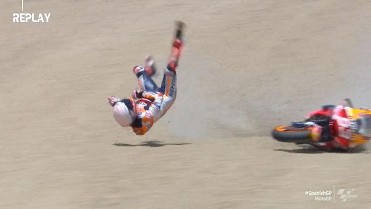 Bisa Jadi Musim Terburuk Honda jika Marquez Tidak Cepat Sembuh