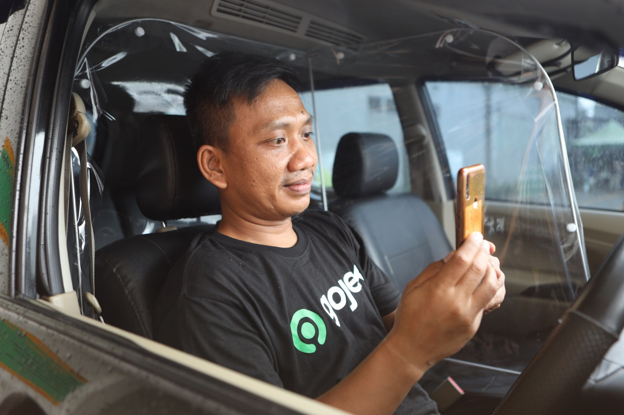 Semakin Aman dengan Fitur Verifikasi Muka Mitra Driver Gojek