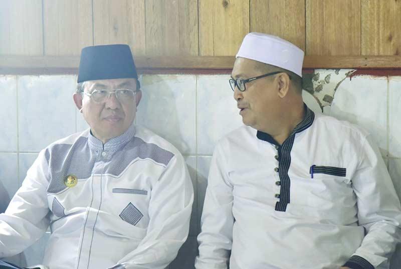Bupati dan Wabup Hadiri Haul Akbar di Tanjung Baru