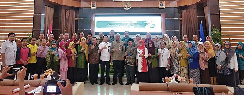 LPMP Riau Taja Sinkronisasi Program Vokasi Penjaminan Mutu Pendidikan