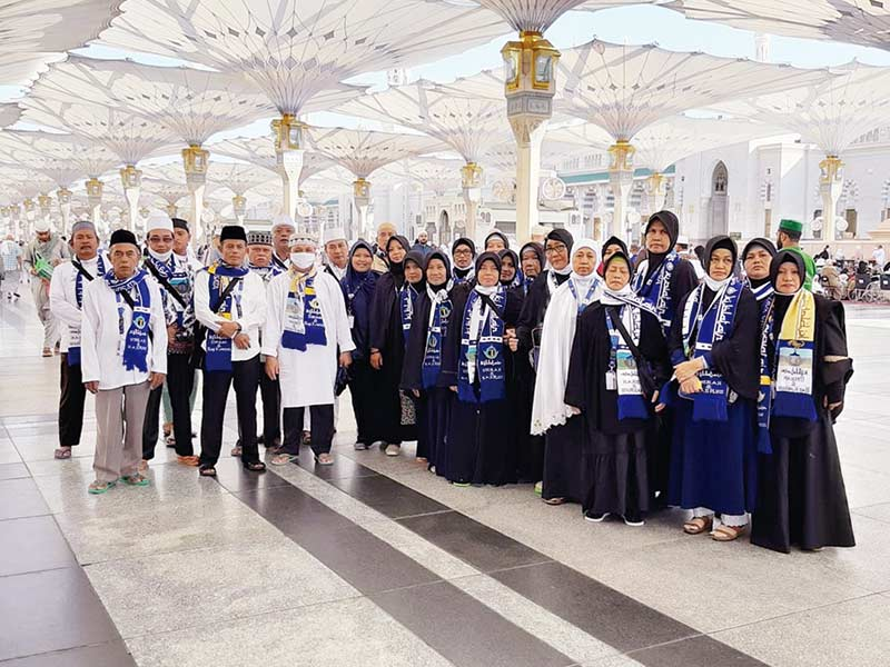 Sempat Gagal, Akhirnya 119 Jamaah Umrah ke Tanah Suci