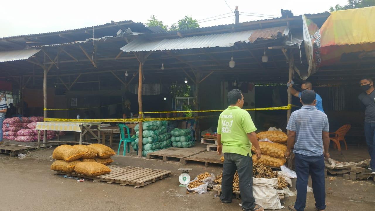 Pedagang Pasar di Terminal Akap Dirampok, Petugas Jaga: Menodongkan Senjata, Mundurlah Awak