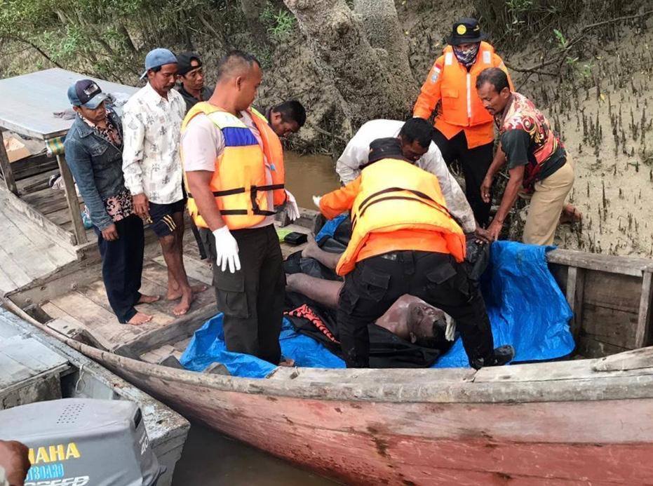 Dua Nelayan Hilang dari Boat Karam Ditemukan Meninggal