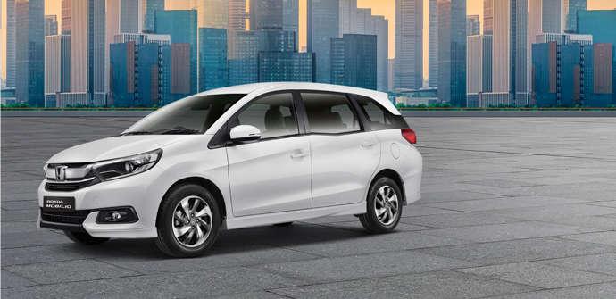 Honda Siap Segarkan Mobilio