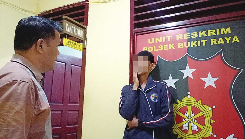 Pembuat Onar Dicokok Polisi