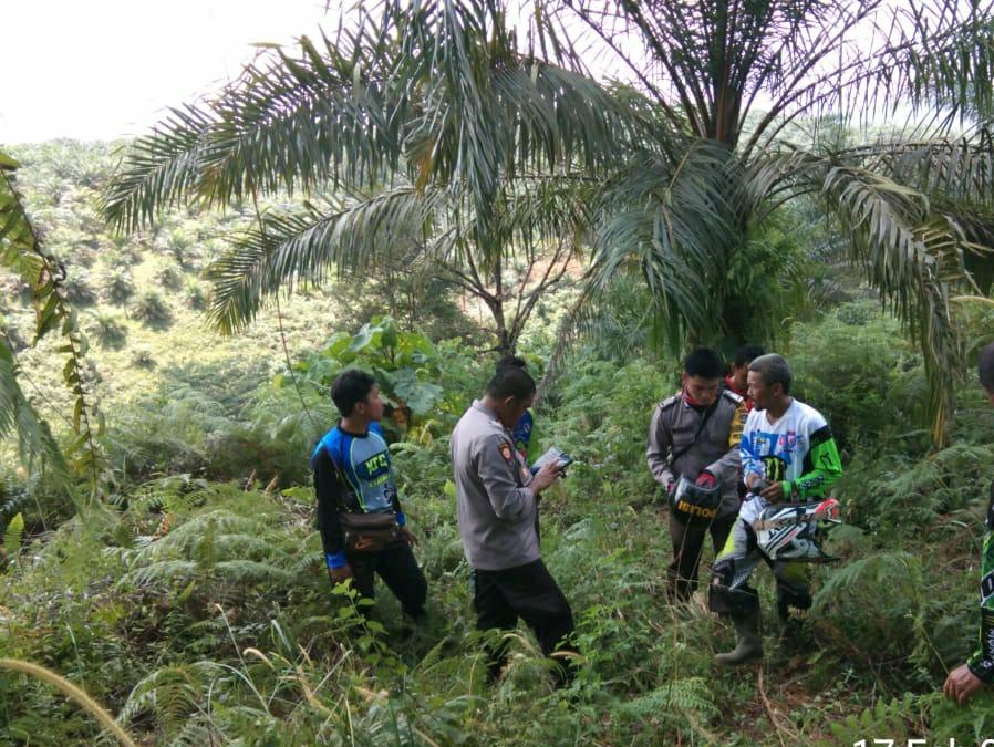 Patroli Karhutla di Bukit Suligi, Polsek Tandun Tidak Temukan Titik Api