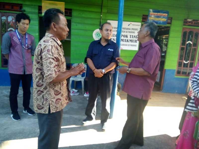 Pertamina RU II Pakning kirim Mitra Binaan ke Jogjakarta