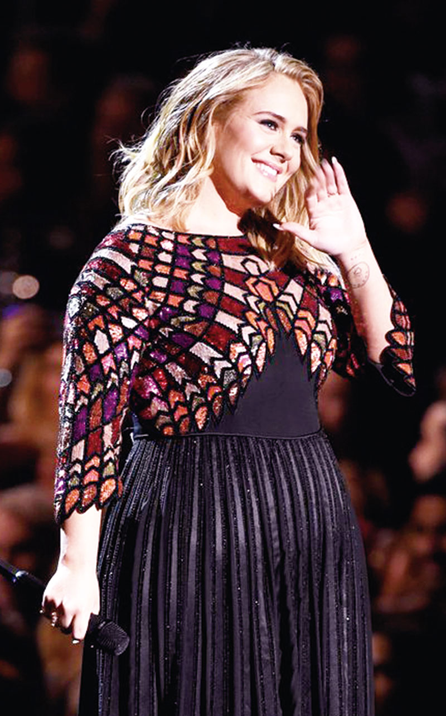 Adele Berlibur Bareng Harry Styles