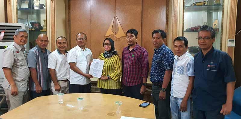Serikat Media Siber Riau 2020-2025 Terbentuk
