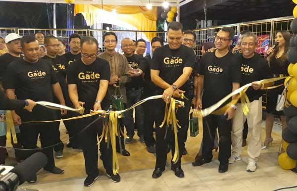 Sasar Generasi Milenial, Pegadaian Buka The Gade Cafe and Gold