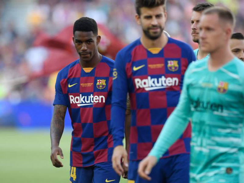 Junior Firpo Berlabuh ke Barcelona