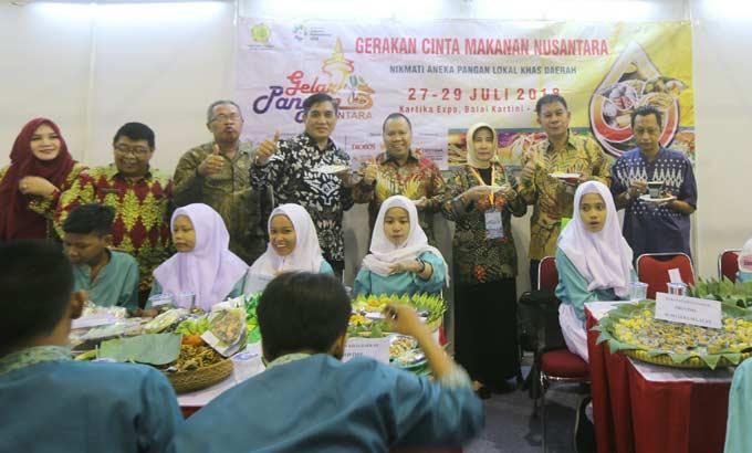 Bupati Irwan Jadi Keynote Speaker Gelar Pangan Nasional