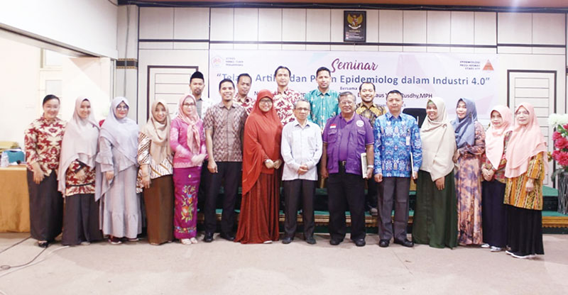 STIKes Hang Tuah Gelar Seminar Telaah Artikel dan Peran Epidemiologi