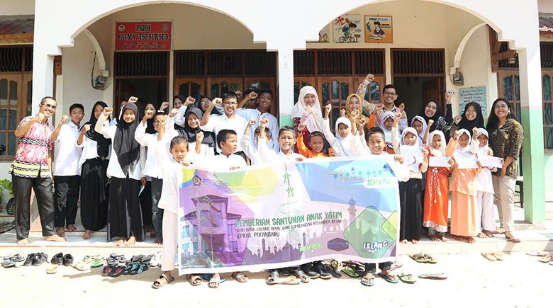 KPKNL Pekanbaru Berbagi di Bulan Ramadan 1440 H