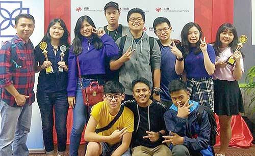 SMA Darma Yudha Juara 1  Penang Debate Championship 2018