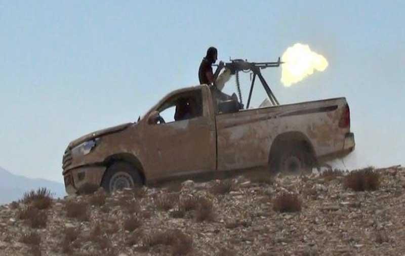 Disebut Kalah, ISIS Tembak Mati Tujuh Tentara SDF