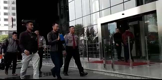 Bupati Lampung Utara Agung Ilmu Mangkunegara Pilih Bungkam