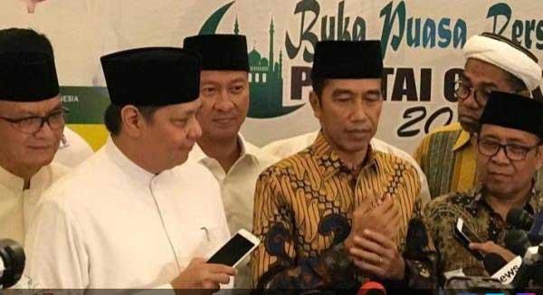 Loyal ke Jokowi, Besarkah Peluang Airlangga Hartarto?