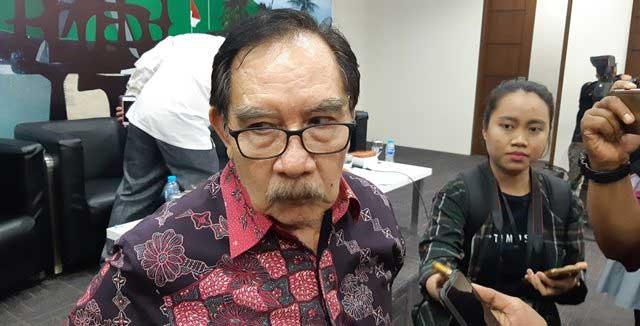 Ditunjuk Jadi Dewan Pengawas KPK, Antasari Azhari Bilang Itu Isu